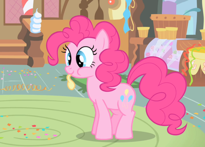 Pinkie Pie!